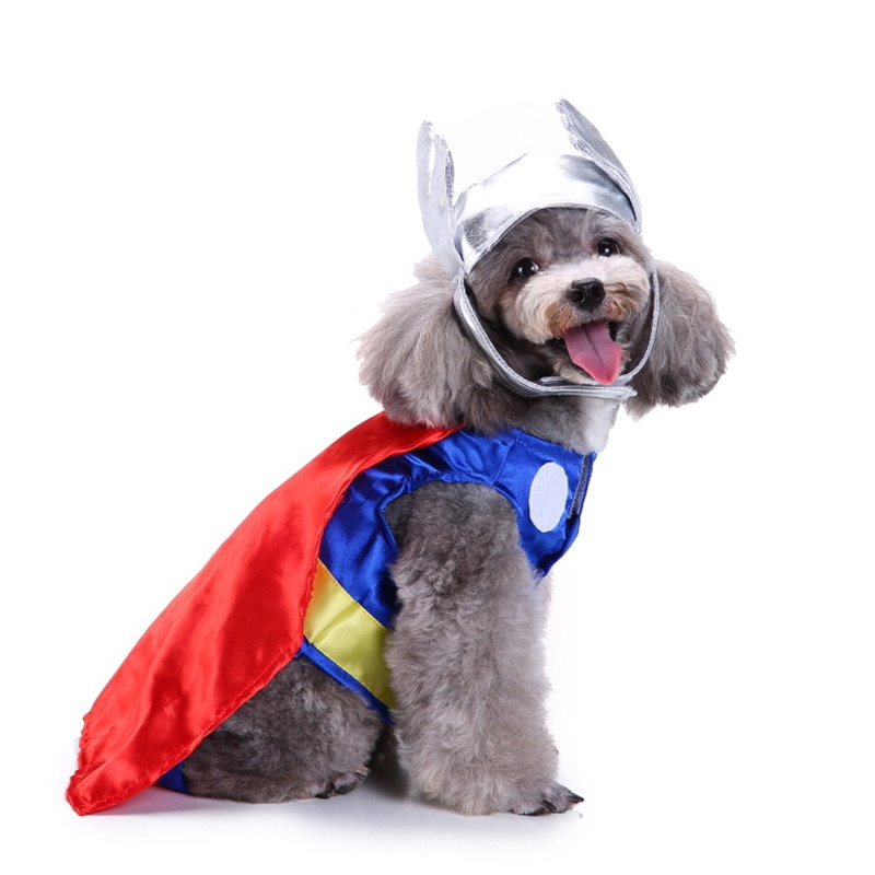 Pet Dog Clothes Halloween Costume For Small Dogs Clothes Chr
